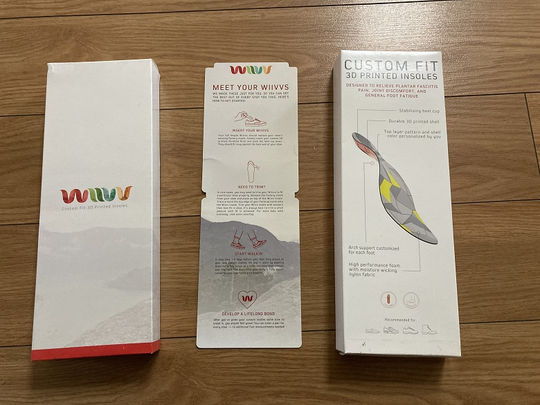 fitmyfoot insoles box